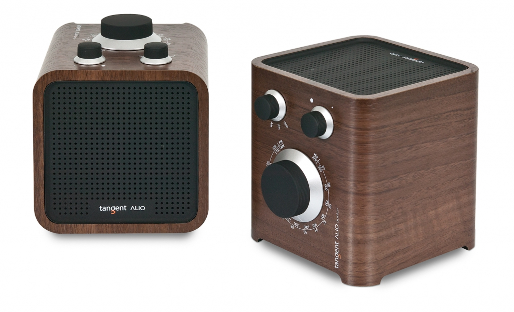 ALIO Junior FM/AM - Walnut